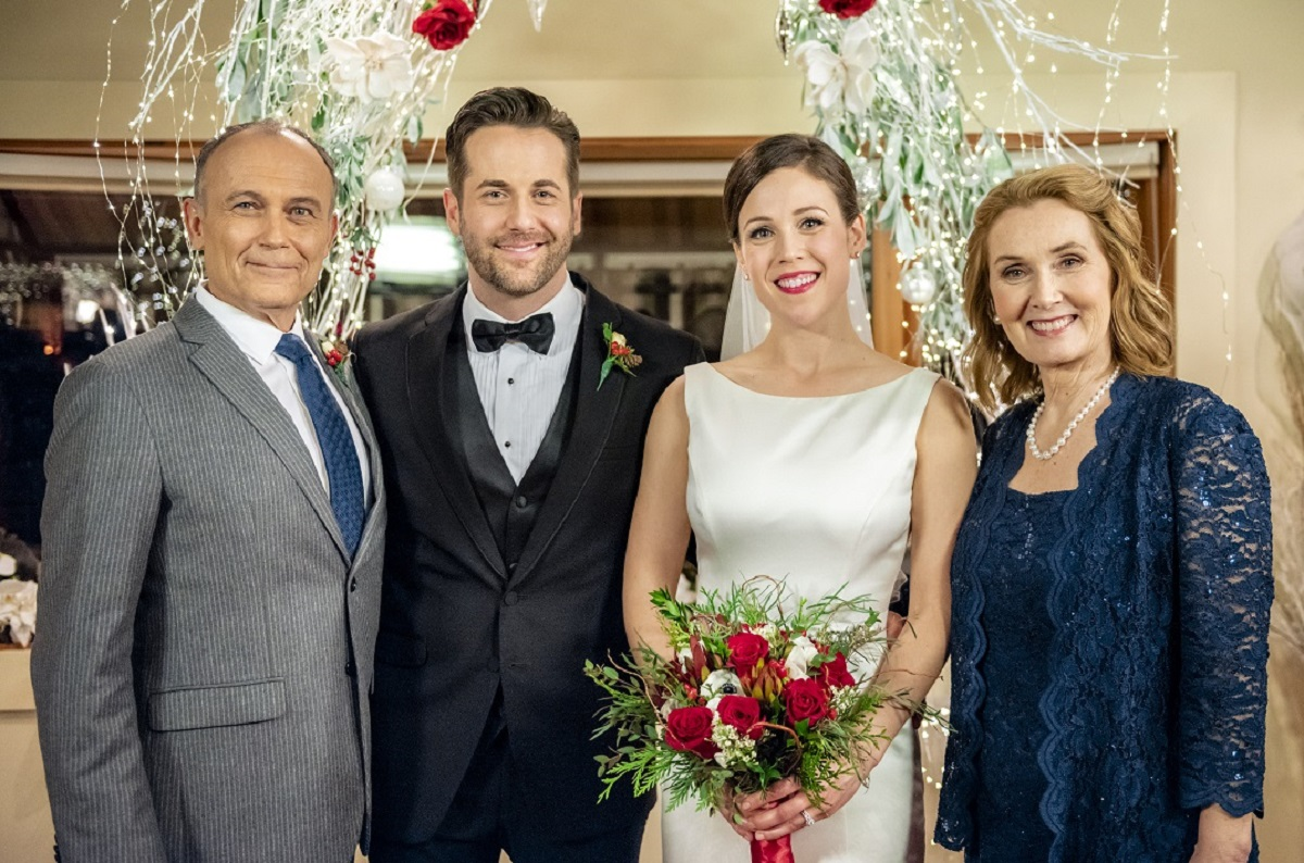 Niall Matter Talks Marrying Father Christmas and Making Movies for Hallmark [Exclusive]
