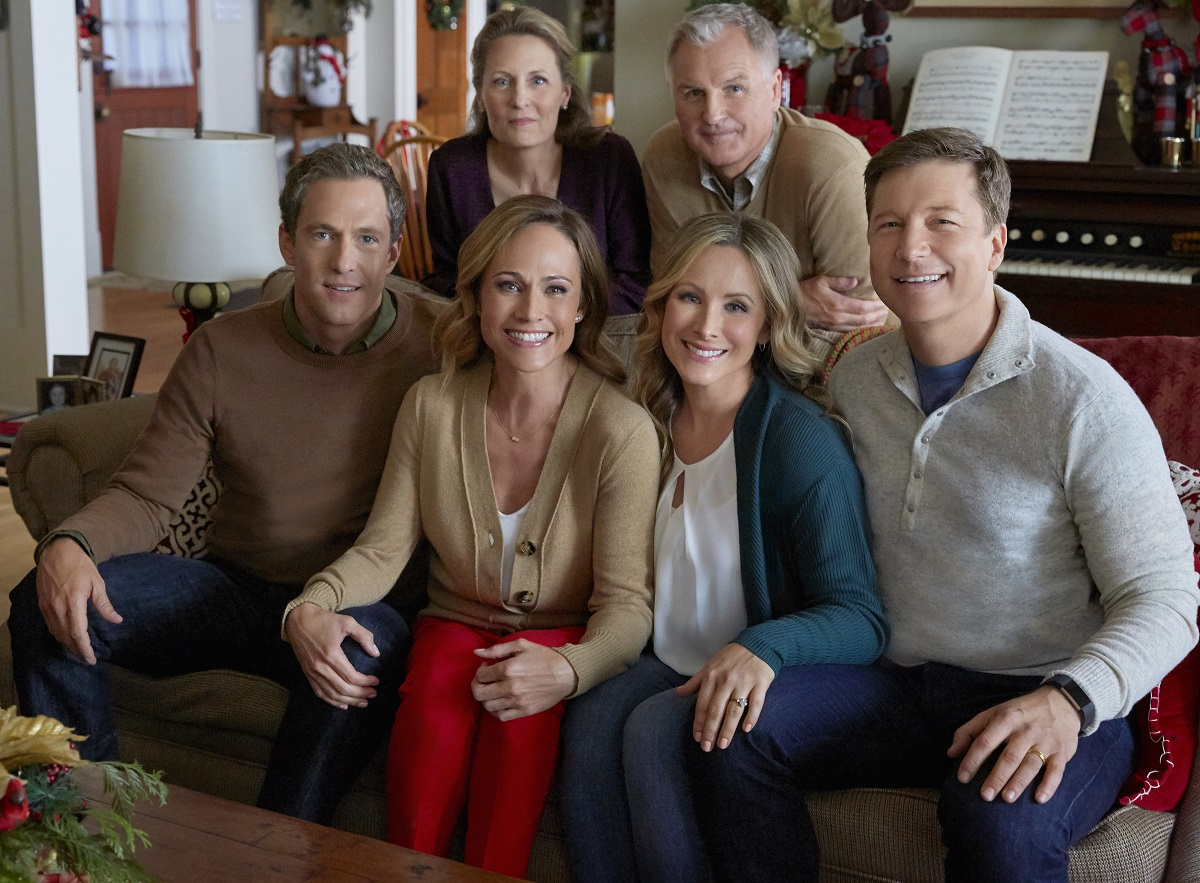 Lisa Durupt Talks Reunited at Christmas and Christmas Lost and Found [Exclusive]