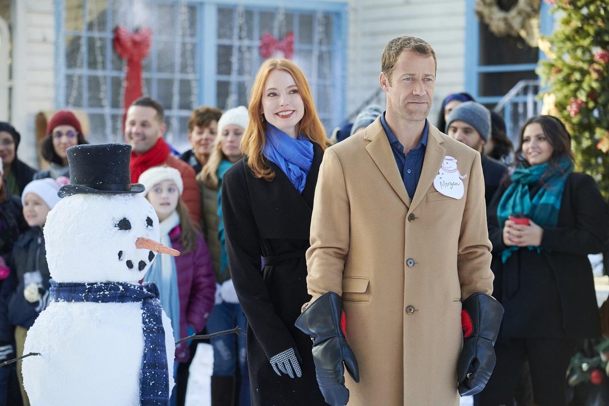 2018 Holiday Movie Season Preview: Hallmark's Thanksgiving Week | TV Goodness