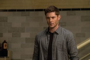 "Supernatural -- ""Unhuman Nature"" -- Image Number: SN1407c_0186b.jpg -- Pictured: Jensen Ackles as Dean -- Photo: Cate Cameron/The CW -- © 2018 The CW Network, LLC All Rights Reserved"