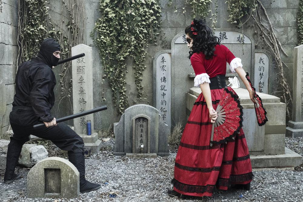 "Deadly Class Prays a Hail Maria In ""Stigmata Martyr"""