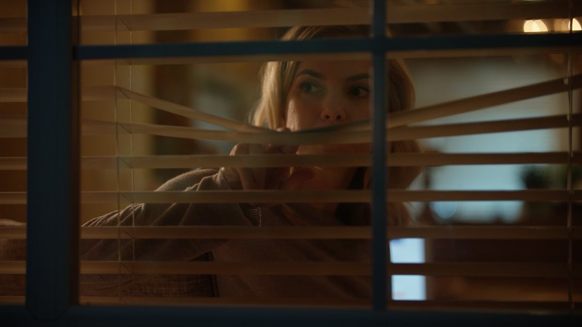 The Killer Downstairs Cindy Busby