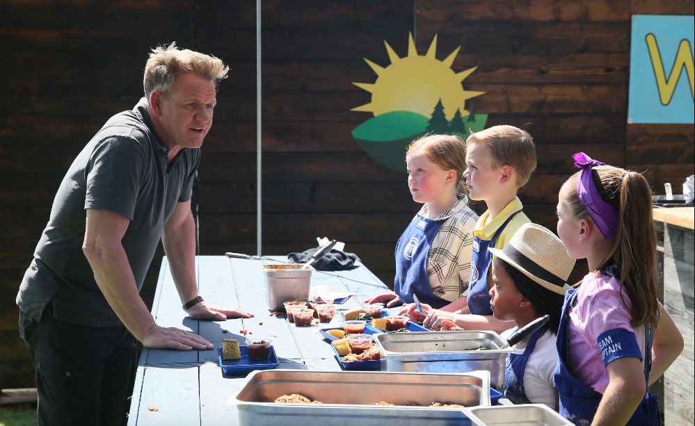 "MasterChef Junior Preview: ""Camp MasterChef"""