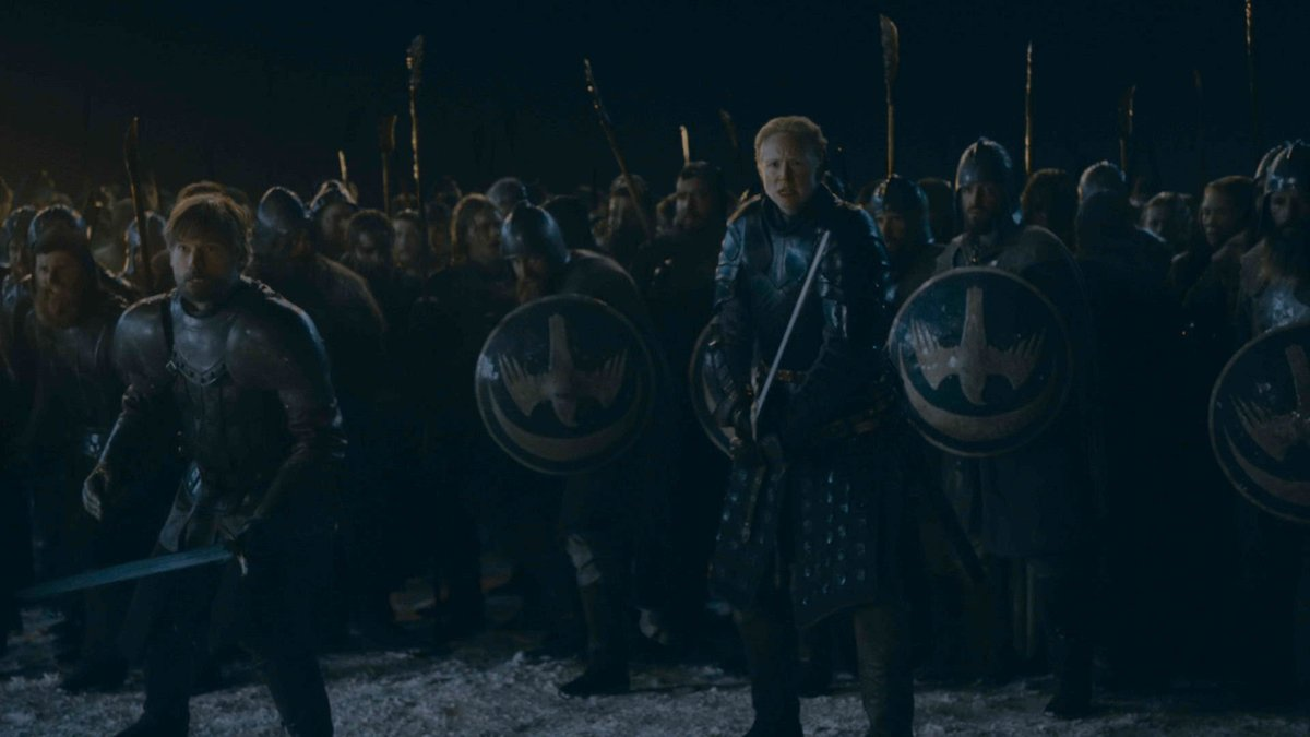 """Game of Thrones """"The Long Night"""""""
