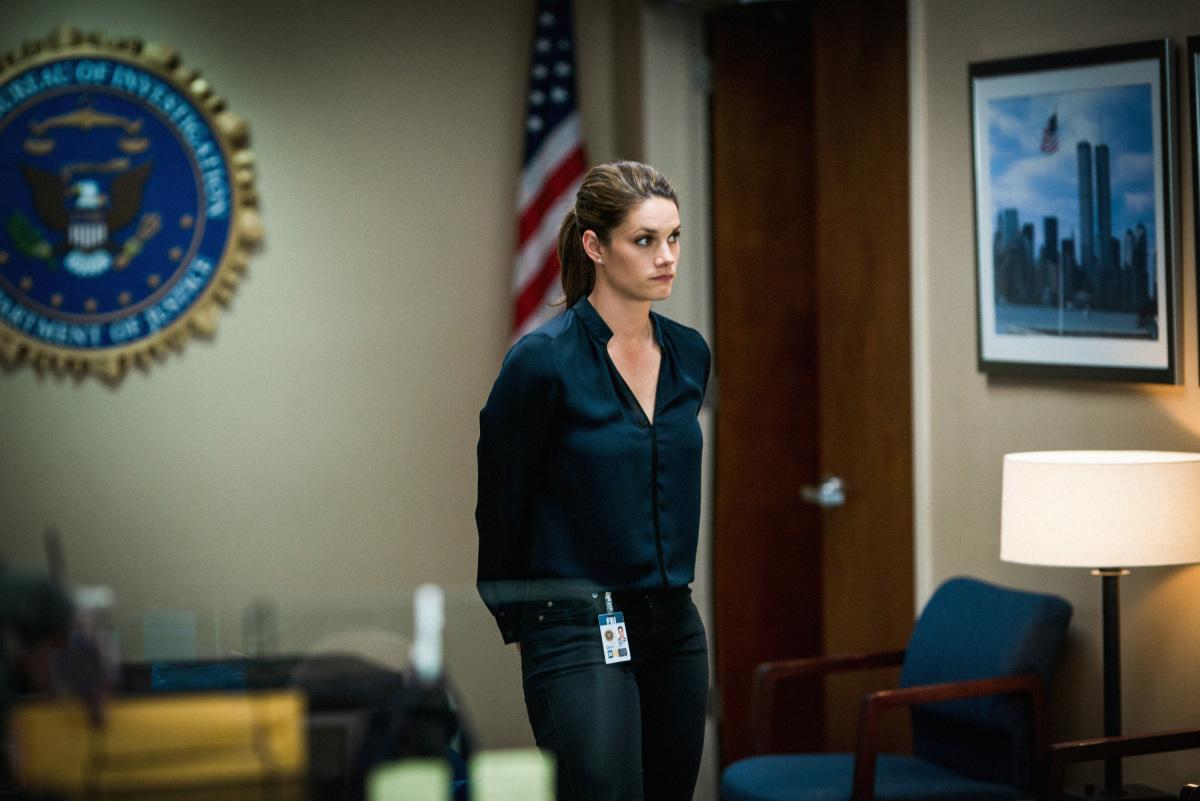 "Missy Peregrym Talks the FBI Season 1 Finale ""Closure"""