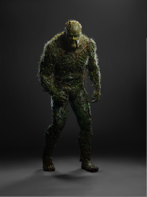 Previewing DC Universe's Swamp Thing