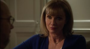 Lauren Holly on Designated Survivor.