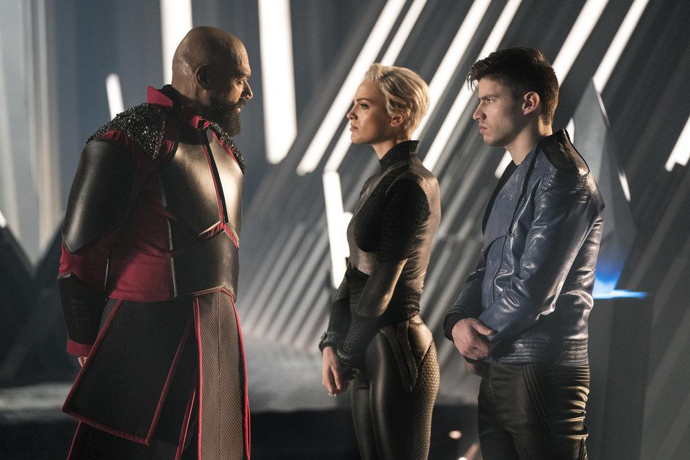 "Krypton Spares No ""Mercy"""
