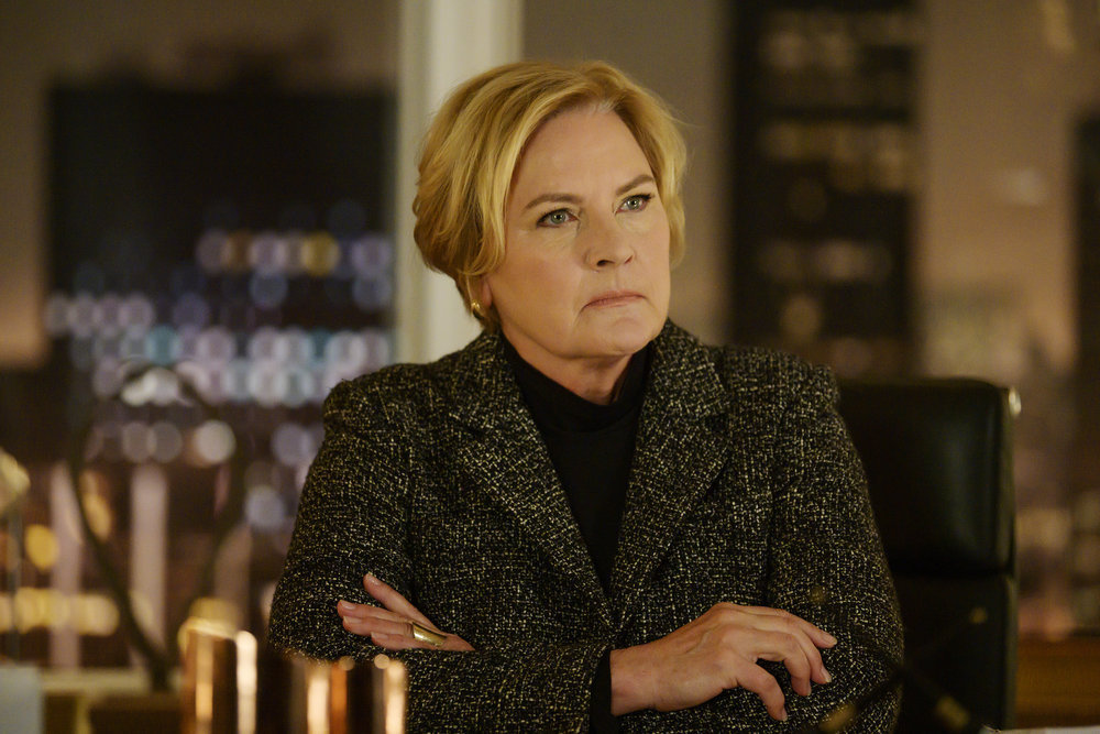 Guest Star Goodness: Denise Crosby Talks Final Season of USA Network's Suits