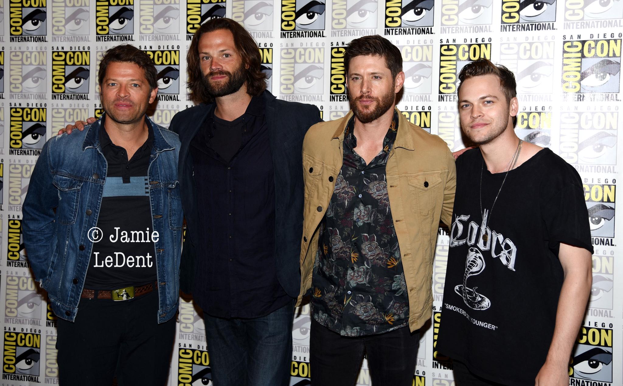 Final Season Watch: The Supernatural cast talk Season 15 at Comic-Con + TCA19