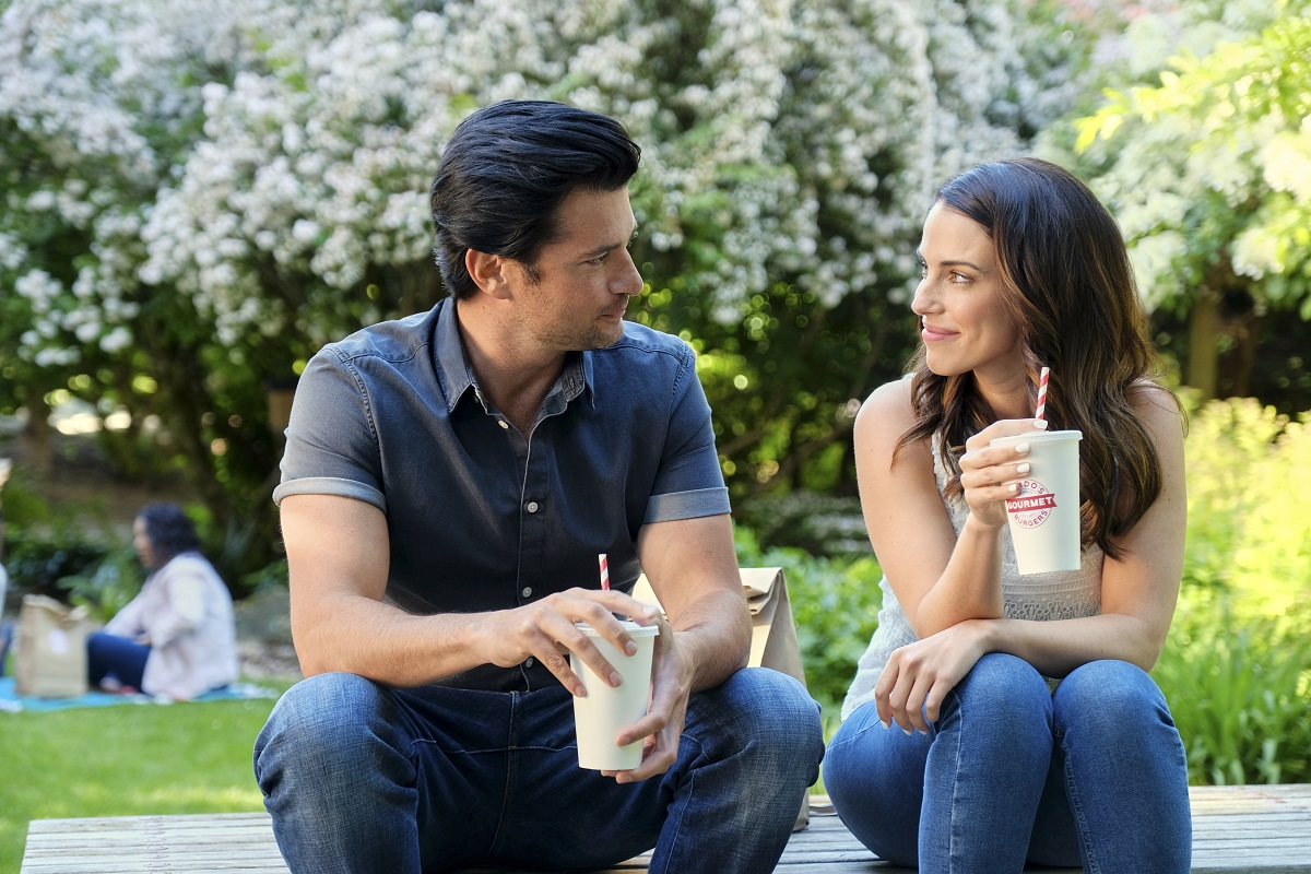 Previewing Hallmark Channel's Over the Moon in Love