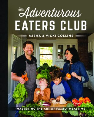 Supernatural's Misha Collins and Wife Vicki Release New Cookbook