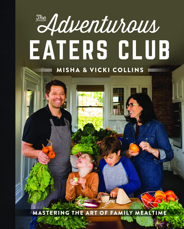 Supernatural's Misha Collins and Wife Vicki Release New Cookbook