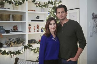 Kristoffer Polaha Talks Double Holiday [Exclusive]