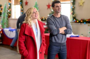 Alison Sweeney Talks Time for You to Come Home for Christmas [Exclusive]