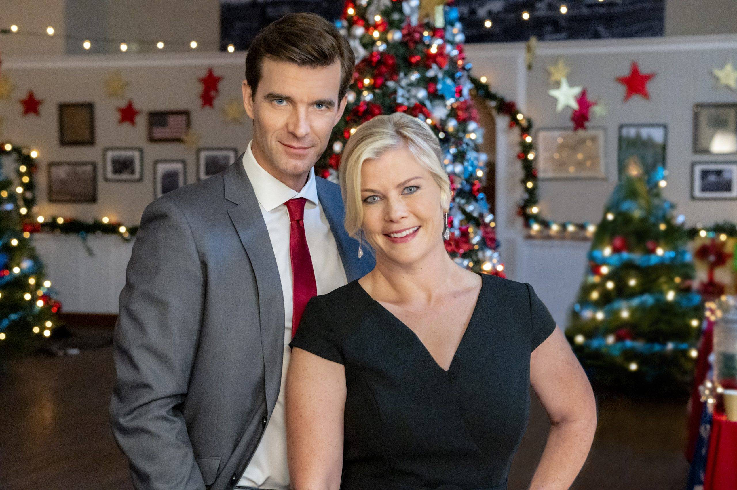 Lucas Bryant Talks Time for You to Come Home for Christmas [Exclusive]