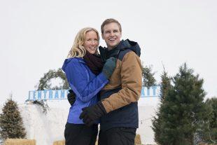 Jessy Schram Previews Amazing Winter Romance [Exclusive]