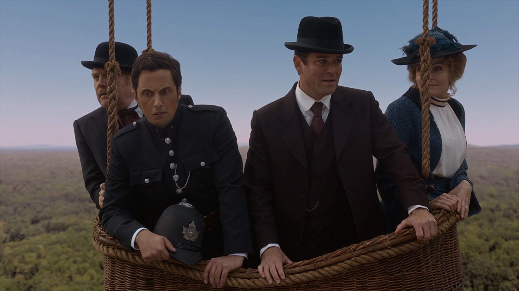 Yannick Bisson Talks Reaching His 200th Episode of Murdoch Mysteries [Exclusive]