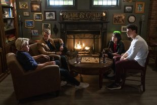Dennis Heaton Talks The Order Season 2 [Exclusive]