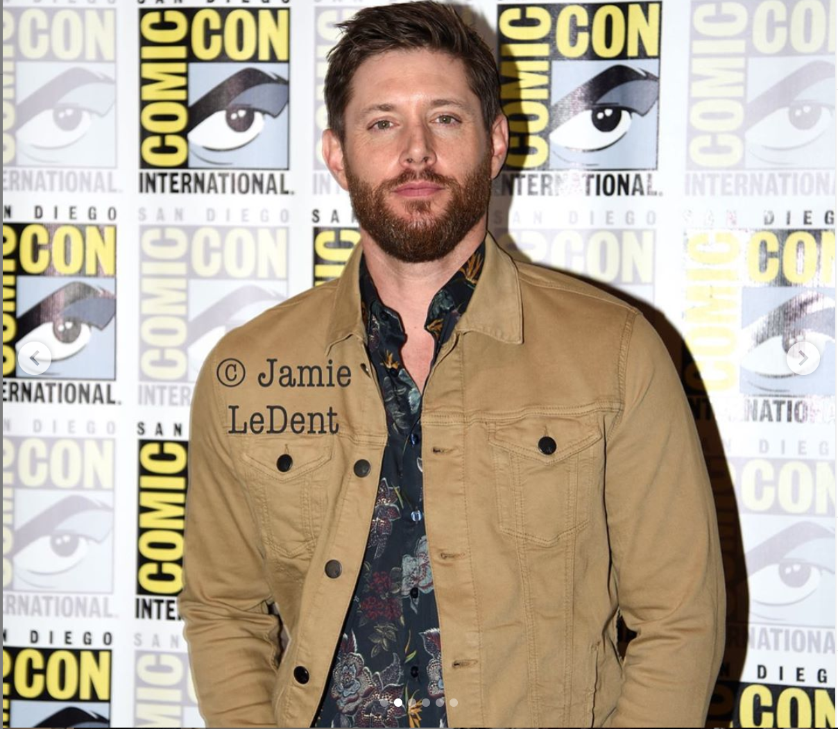 Casting Goodness: Jensen Ackles Joins Amazon's The Boys for Season 3