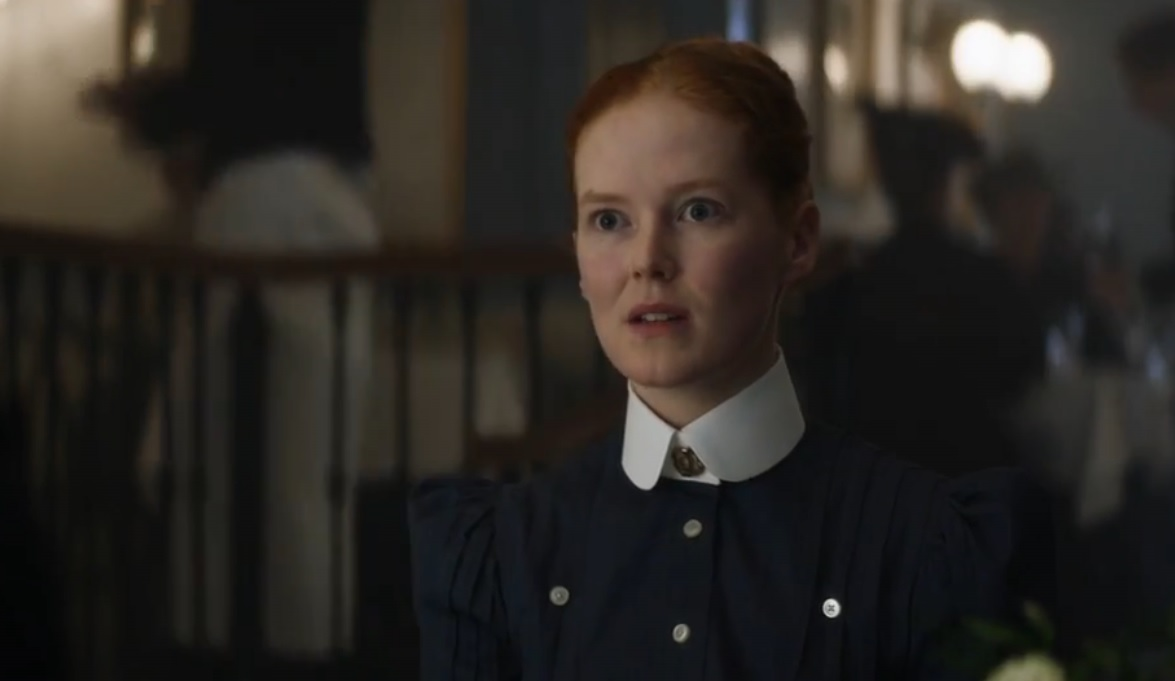 Rosy McEwen Talks The Alienist: Angel of Darkness [Exclusive]