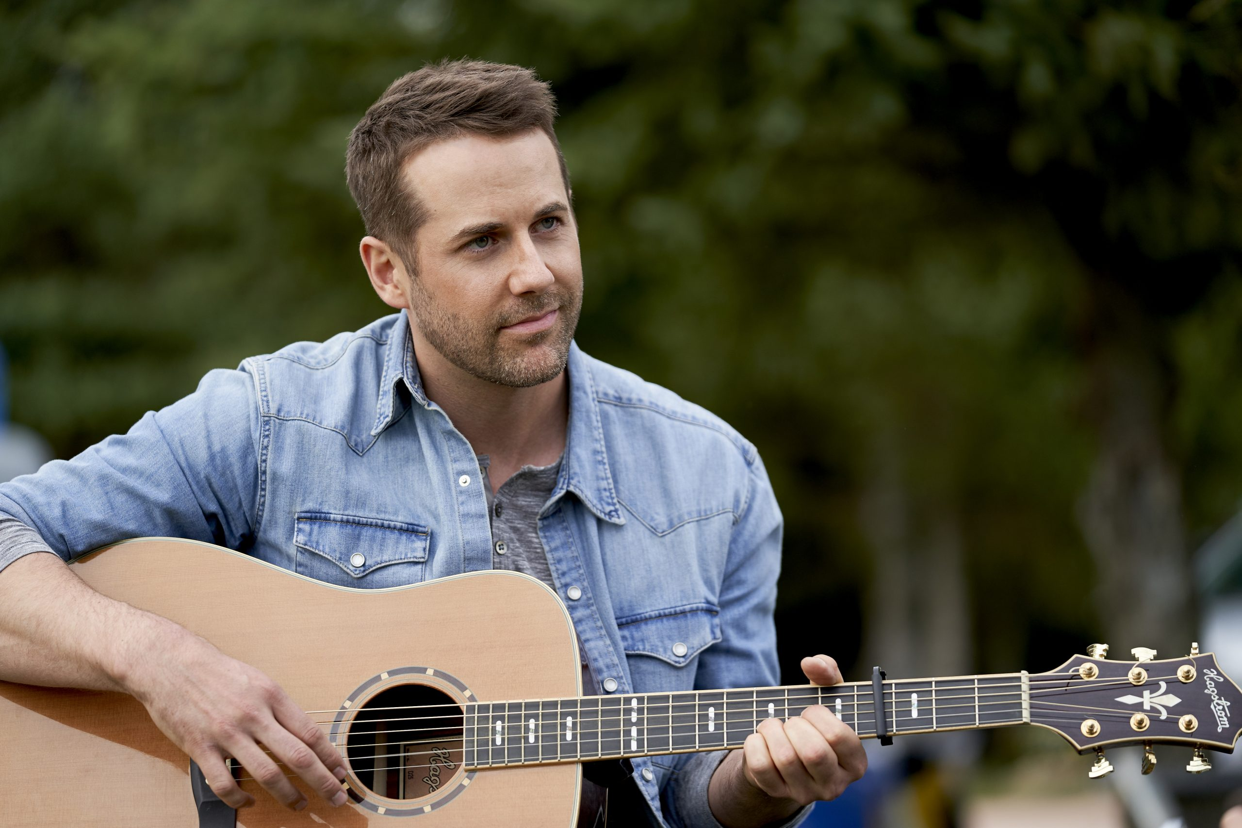 Niall Matter Talks Country at Heart [Exclusive]