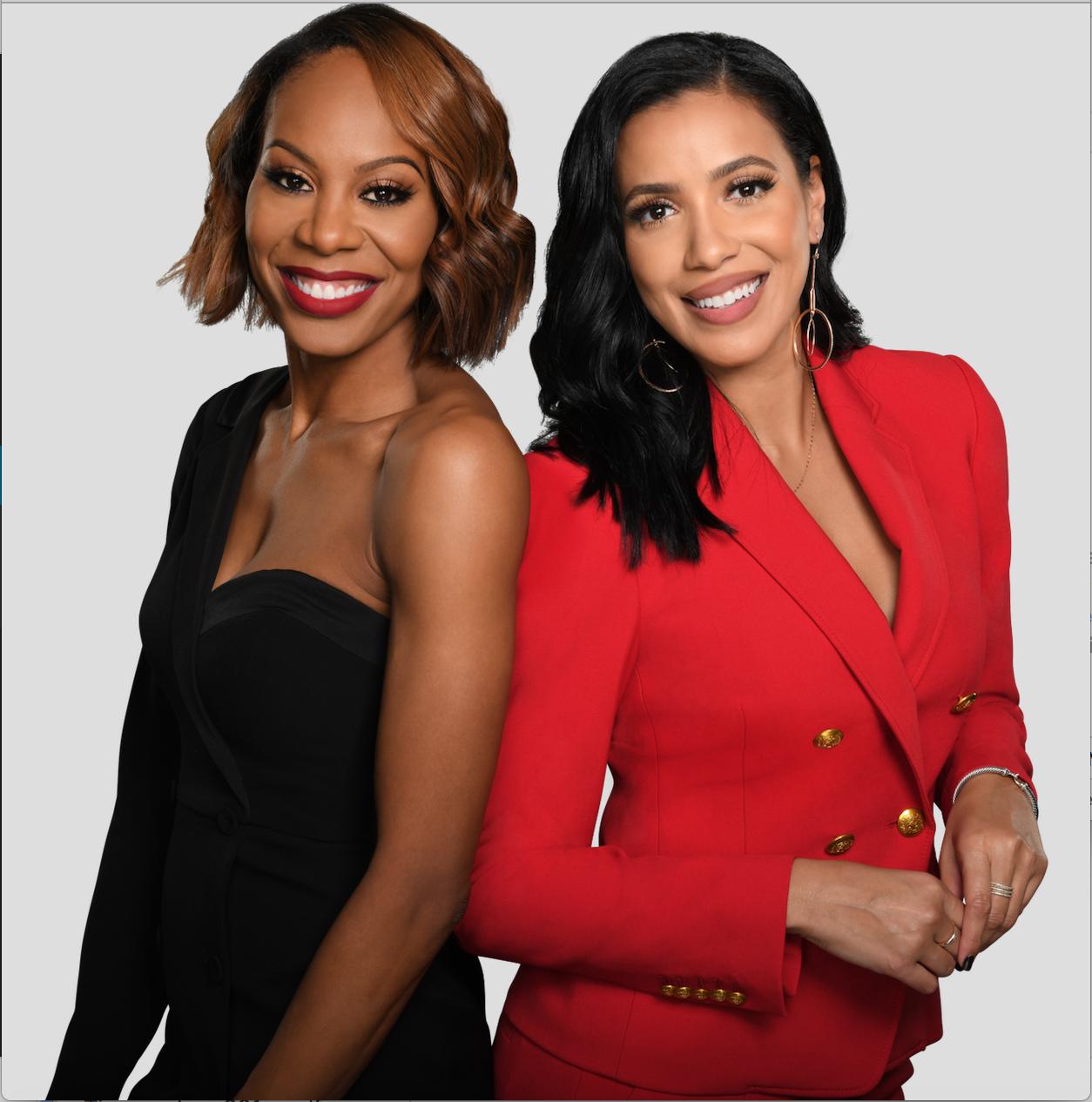 Julissa Bermudez and Sanya Richards-Ross Talk Central Ave
