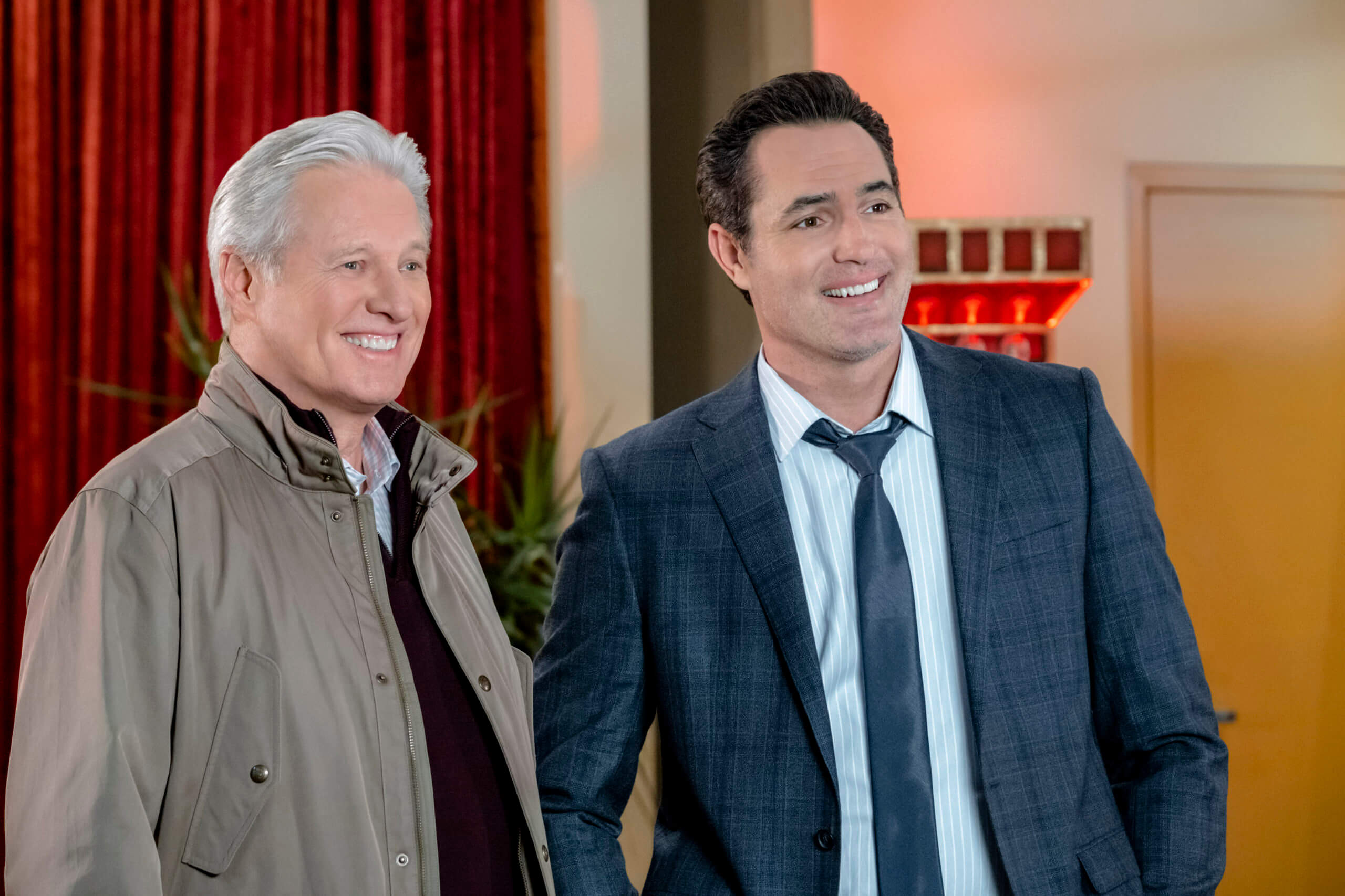 Victor Webster Talks Matchmaker Mysteries: The Art of the Kill [Exclusive]